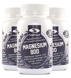 magnesiumtillskott bäst i test